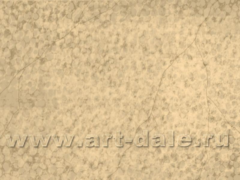 Роспись стен под камень. Результат